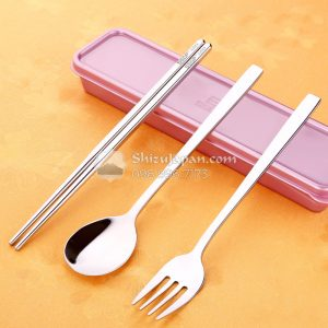 Shizujapan.com SUS304 Lunch Cutlery Set 2019_13