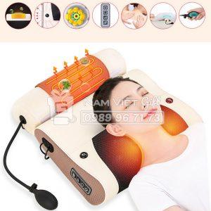 Gối Nằm Massage Toàn Thân Đa Chức Năng